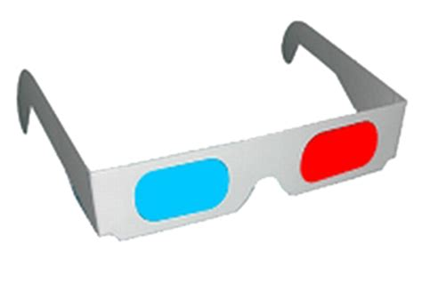 custom paper anaglyph 3d glasses 13D glasses made by high