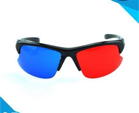 Custom paper 3d glasses