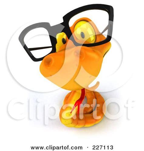 Holiday Specs 3D Christmas Glasses Snowman & Santa 3D