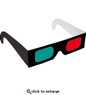 3D Glasses Direct - 3D Glasses, Paper 3-D Glasses, Plastic